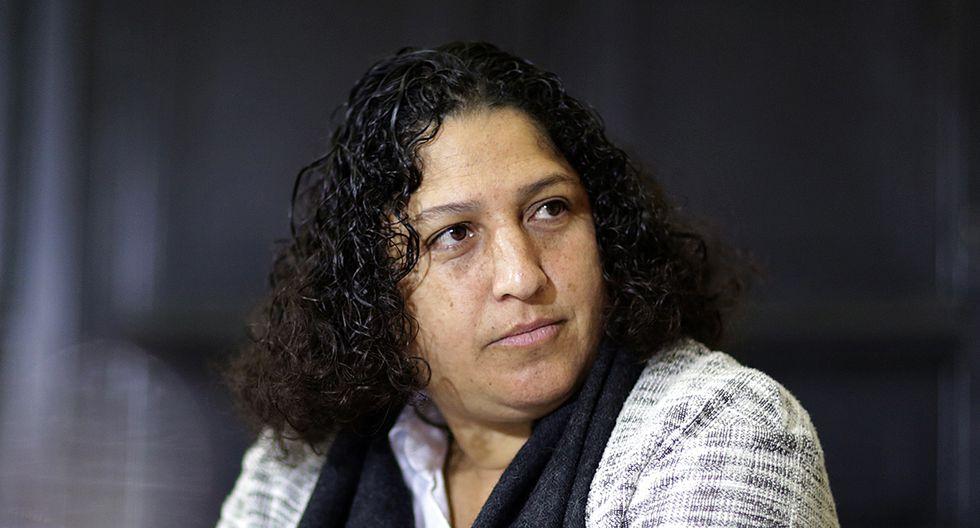 Fabiola Muñoz señaló que los esfuerzos del Ejecutivo están centrados en el voto informado. (Foto: GEC)