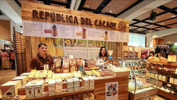 Conoce algunas propuestas que podrán ser degustadas en el Salón del Cacao y Chocolate. (Foto: República del Cacao)