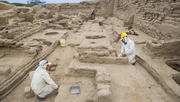 Los trabajos se iniciaron en mayo en dos sectores del conjunto amurallado de mil años de antigüedad. (Foto: DDC-LL)