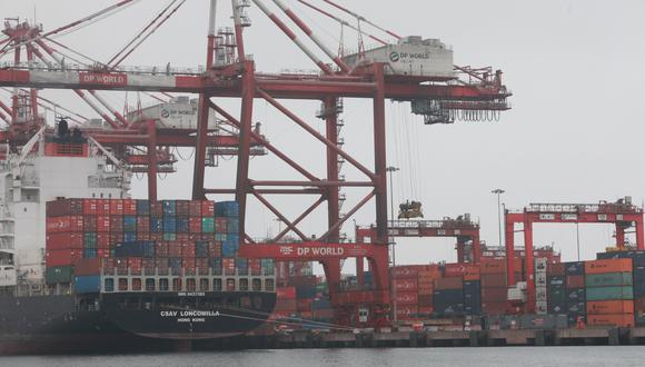 Las exportaciones cayeron el primer mes del año. (Foto: GEC)