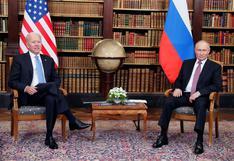 Los acuerdos (y desacuerdos) en la histórica cumbre entre Biden y Putin en Ginebra