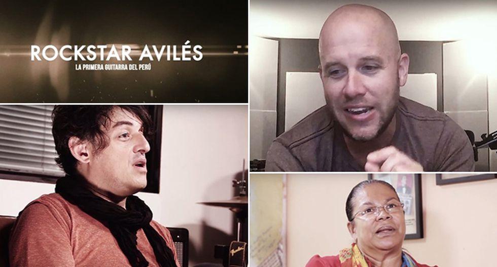 """""""Rockstar Avilés"""": un avance del documental sobre Óscar Avilés"""