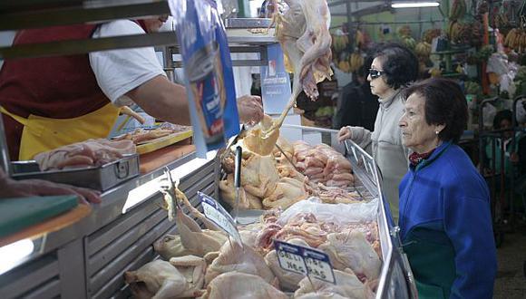 Benites: Precio del pollo bajará en las próximas semanas