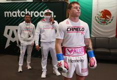 Canelo Álvarez venció a Yildirim en tres rounds   VIDEO