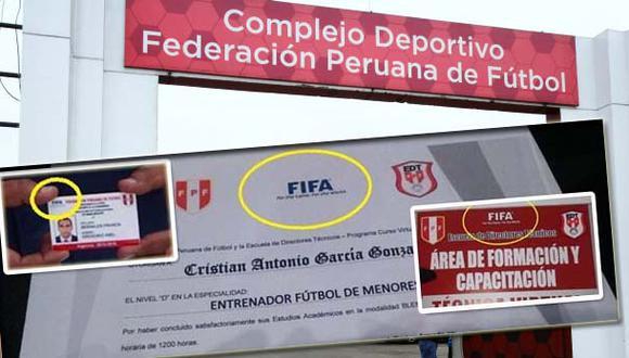 FPF: ¿Su Escuela de Entrenadores es avalada por la FIFA?