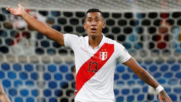 Renato Tapia se expresó por la Copa América en Brasil. (Foto: Reuters)