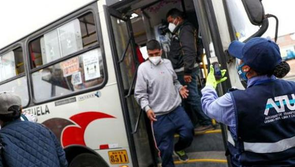 La ATU fue creada en el 2018 y es la única autoridad para el transporte urbano en Lima y el Callao. (Foto: Difusión)