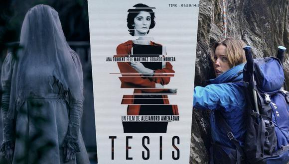Elegimos las mejores películas de suspenso en Prime Video. (Fotos: Difusión)