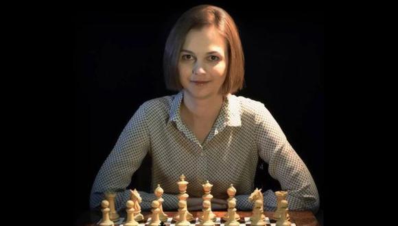 Anna Muzychuk, campeona de ajedrez. (Foto: Facebook Anna Muzychuk)