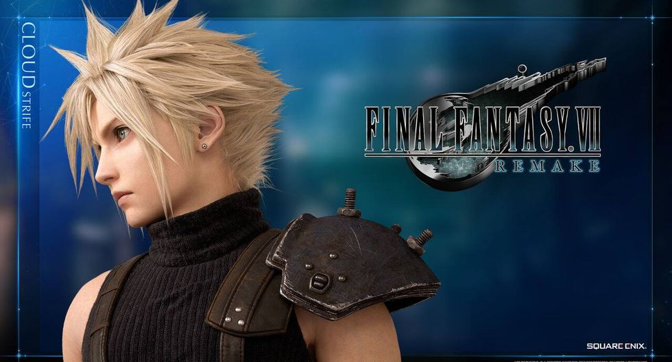 Final Fantasy VII Remake llegará a PlayStation 4 el 3 de marzo de 2020. (Foto: Square Enix)