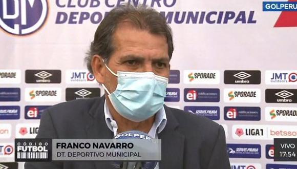 Deportivo Municipal sumó su tercera derrota consecutiva ante Alianza Lima en la Liga 1. (Captura: GOLPERU)