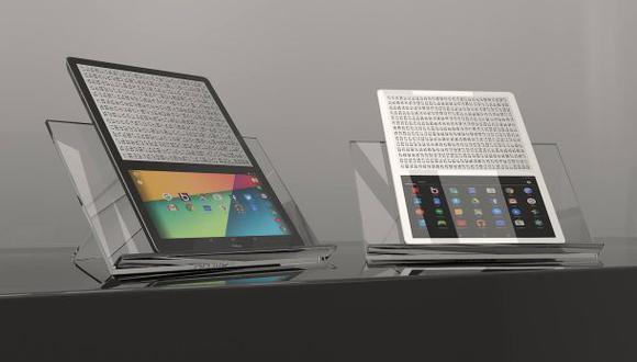 CES 2017: Blitab, una tablet diseñada para invidentes