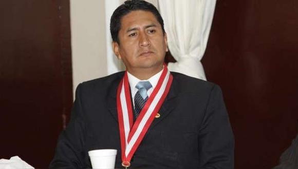 Vladimir Cerrón permanece en la clandestinidad. (Foto: Andina)