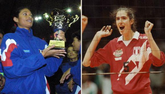 VÓLEY: Cecilia Tait y Gaby Pérez fueron las mejores del mundo