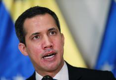 Venezuela pide ayuda a los parlamentos de 6 países para investigar a Guaidó