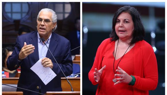 Con la salida de los parlamentarios, la Comisión Especial se queda con seis integrantes. (Fotos: Andina)