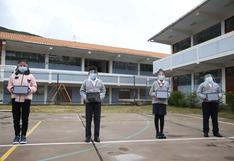 Minedu entregará más de 37 mil tablets para docentes y escolares en Apurímac | VIDEO