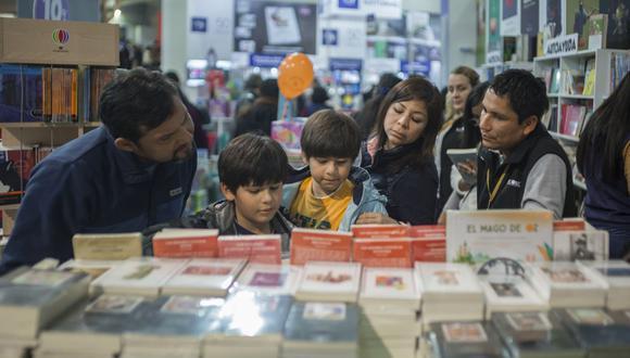 La Feria del Libro de Lima, el evento cultural más grande del Perú, aún evalúa si podrá celebrar su edición 25 en julio, como estaba programado.