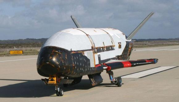 El X-37B ha cumplido cinco misiones, cada una más larga que la anterior. (Foto: Departamento de Defensa de EE.UU.)