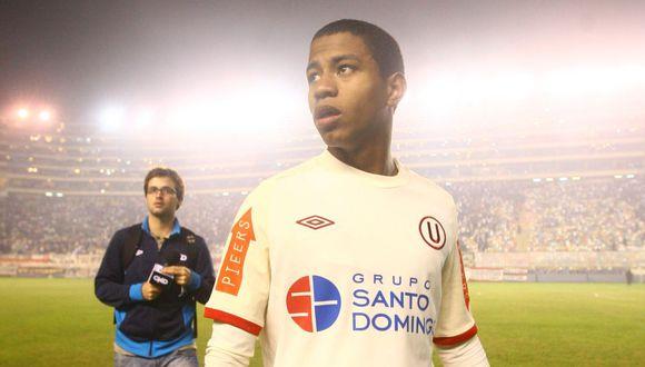 Andy Polo debutó a los 16 años en Universitario (Foto: GEC)