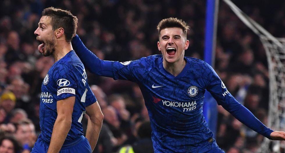 Chelsea medirá fuerzas con Manchester United por la Premier League. Conoce los horarios y canales de todos los partidos de hoy, lunes 17 de febrero. (AFP)