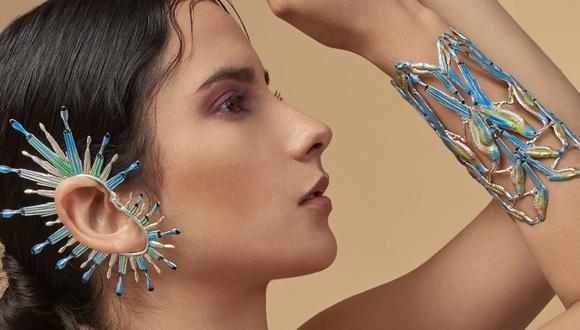 La alegría de los colores es una característica en las piezas del colombiano. (Foto: Difusión)