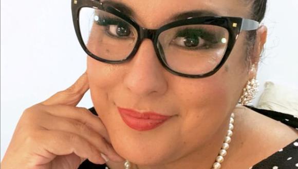 La actriz es muy recordada por sus papeles en series reconocidas de la televisión peruana. (Foto: Mónica Torres / Instagram)