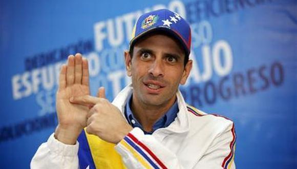 Venezuela: Partido de Capriles ganó primarias de la oposición