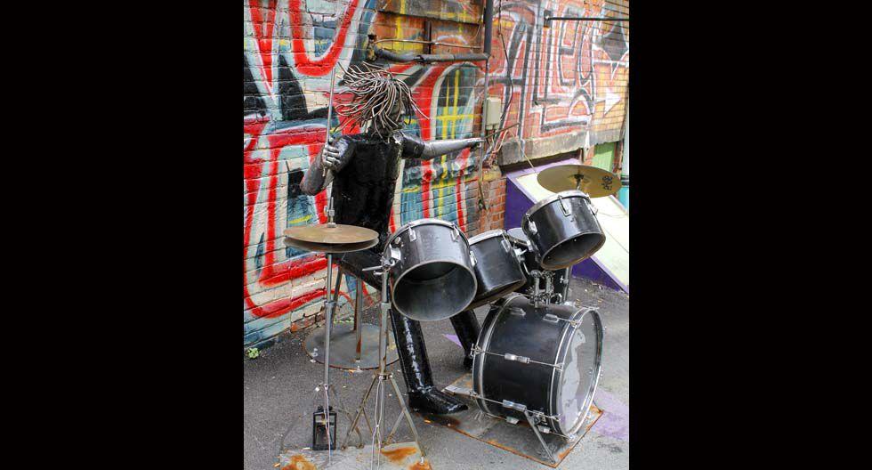 Además de incentivar la expresión artística de los jóvenes de la ciudad, también ayuda a mantenerlos alejados del crimen. (Foto: Flickr)
