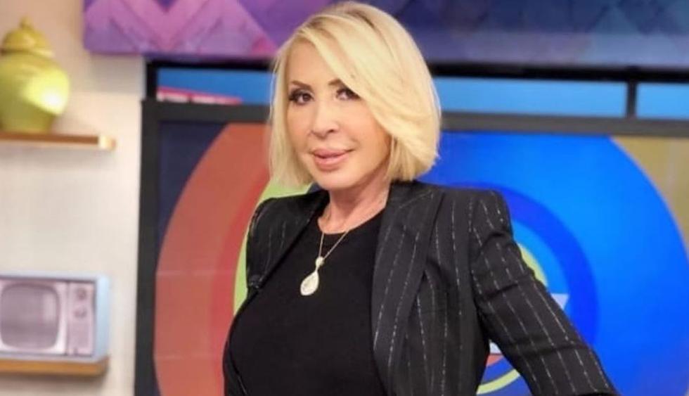 Laura Bozzo se enteró de infidelidad de Cristian Suárez cuando estaba con un shock séptico. (Foto: laurabozzo_of)