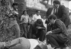 Kiko Ledgard y el terrible accidente que lo alejó definitivamente de la televisión peruana en 1981