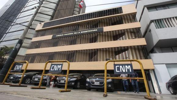 Jefe de ONPE pide a candidatos al CNM exponer sus propuestas