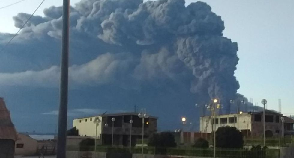 Erupción del volcán Ubinas: ¿En qué años registró mayor actividad?