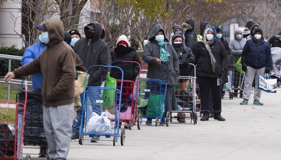 Coronavirus en Estados Unidos | Últimas noticias | Último minuto: reporte de infectados y muertos hoy, miércoles 9 de diciembre del 2020 | COVID-19 USA | (Foto: EFE/EPA/JUSTIN LANE).