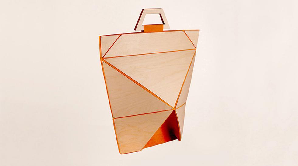 Modifica esta original cartera como si fuera un origami - 1