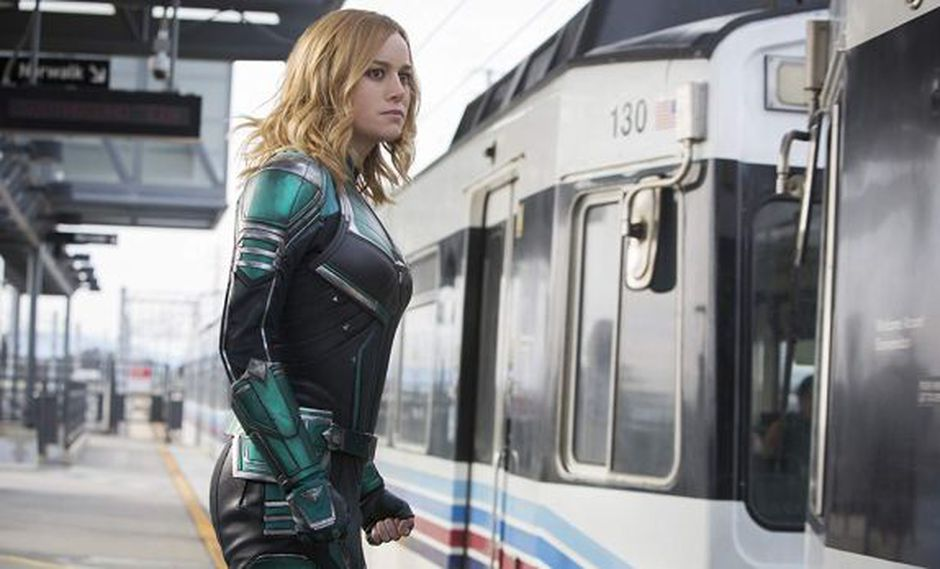 """""""Avengers 4: Endgame"""": avance secreto extiende primer encuentro de Captain Marvel con los Vengadores (Foto: Marvel Studios)"""