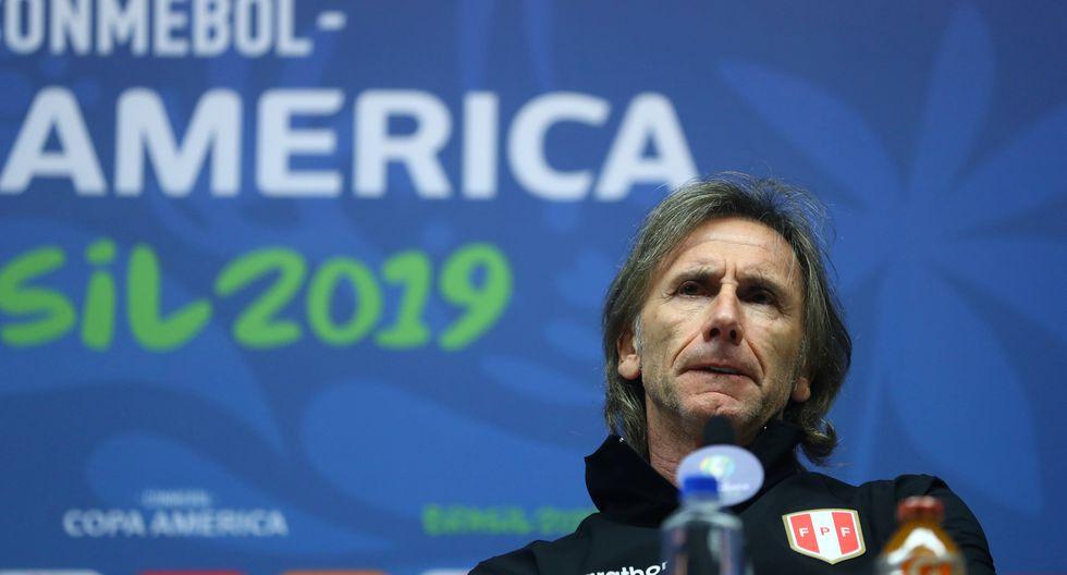 Perú vs. Bolivia: Ricardo Gareca admitió que la experiencia ganada no alejará las críticas. | Foto: Reuters