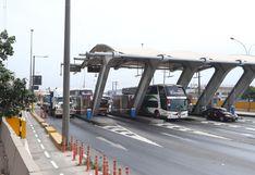 Rutas de Lima reanuda cobro de peajes hoy en Panamericana Sur y Norte