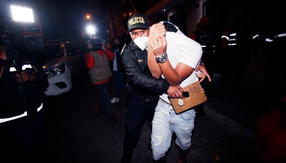 En estos meses, la policía ha intervenido en diversos puntos del país a personas que participaban de fiestas, pese a que estas actividades se encuentran prohibidas por la pandemia de coronavirus..  (Foto: archivo/ César Grados /@photo.gec)