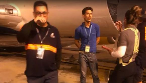 Las autoridades migratorias del aeropuerto internacional de Miami le denegaron la entrada a Estados Unidos al joven cubano que llegó como polizón en un avión procedente de La Habana. (Reuters).