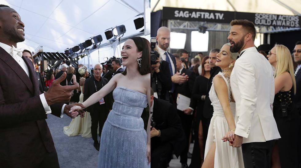 SAG Awards 2019: estrellas de Hollywood desfilan por la alfombra roja | FOTOS