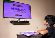 Aprendo en Casa: programación y horarios semana del 19 al 23 de Octubre del 2020