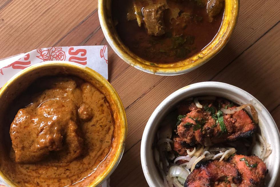 Curry, pollo tandoori, arroz basmati son algunas de las ofertas de este restaurante de cocina de la India. (Foto: El Comercio/Paola Miglio)