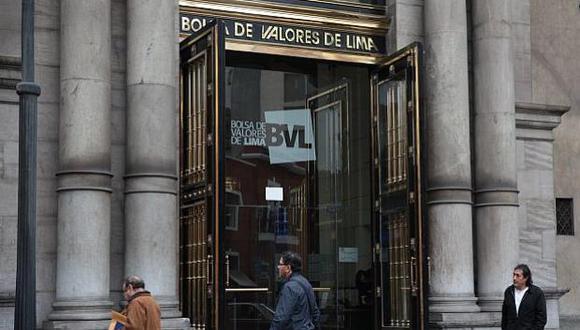 El índice S&P/BVL Perú General culminó a 17,837.75 enteros, una subida de 0.97%. (Foto: GEC)