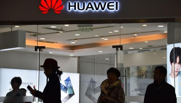 Fiscales federales estarían investigando si Huawei robó secretos comerciales a empresas estadounidenses. (Foto: AFP)