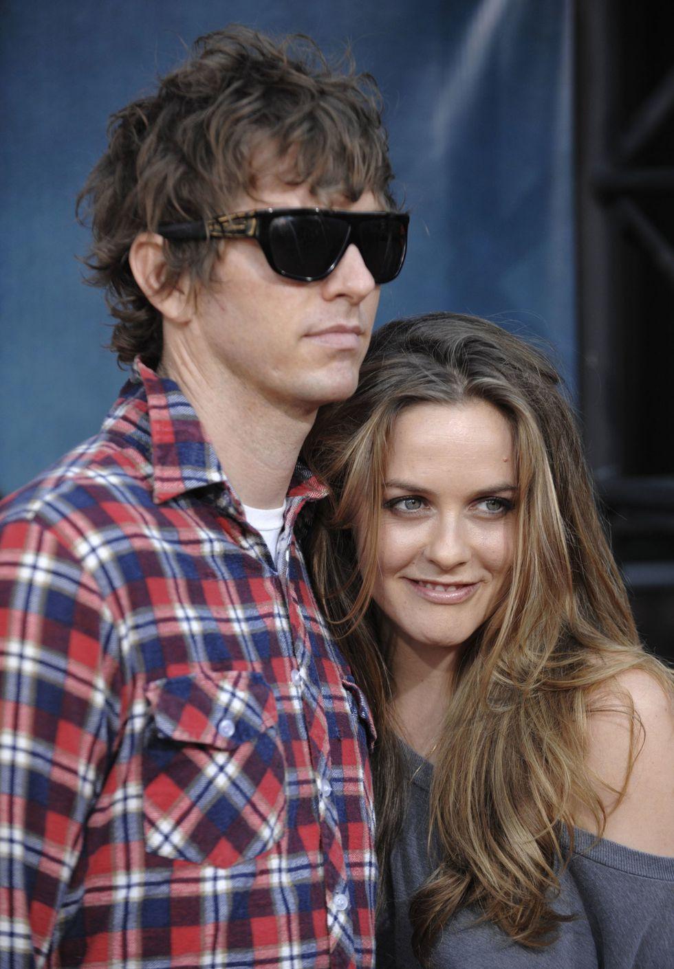 Alicia Silverstone y Christopher Jarecki (Foto: AP)