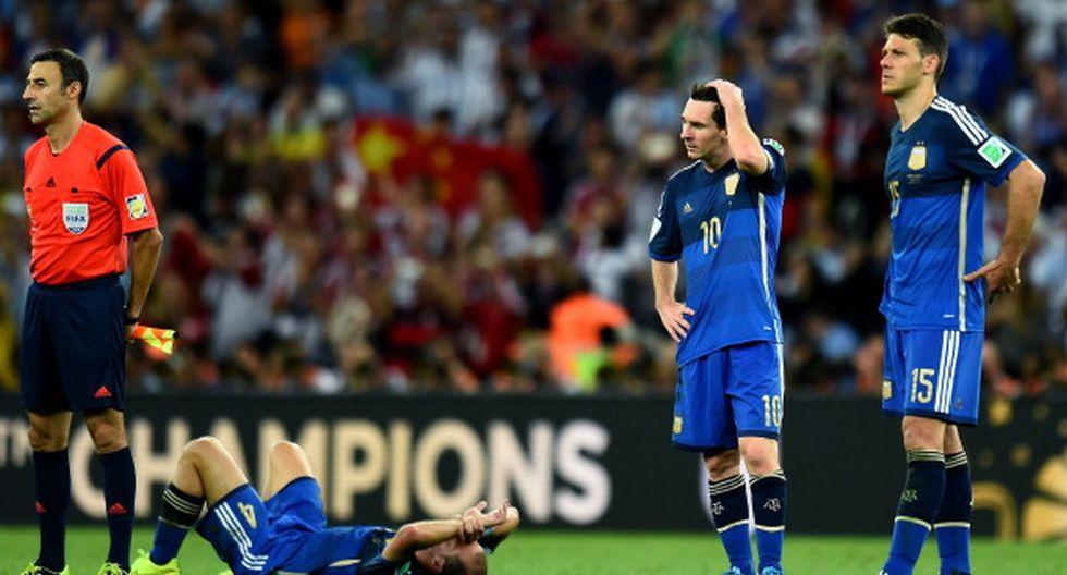 La tristeza y decepción de Messi luego de perder el Mundial - 5