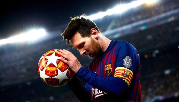 Lionel Messi se va de Barcelona, según medio argentino