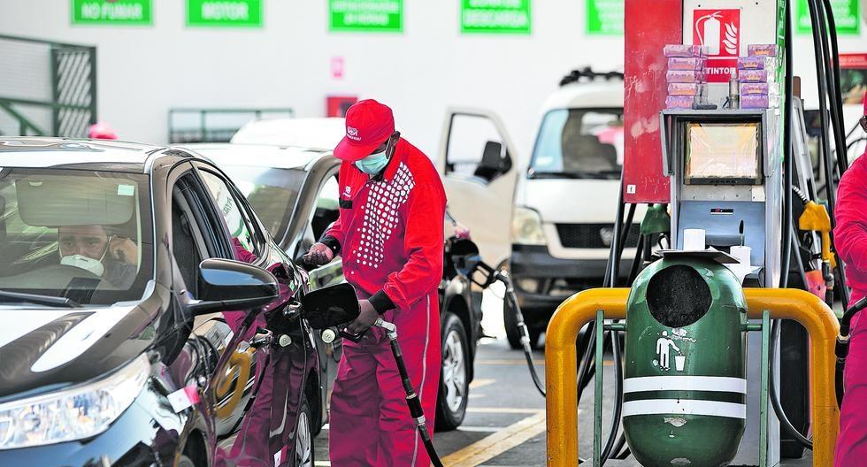Alza del petróleo impactará en precios de los productos vinculados al transporte. (FOTOS: EDUARDO CAVERO)