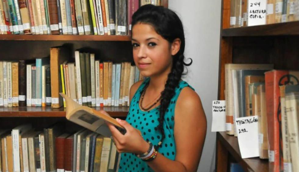 La joven declaró que convertirse en abogada siempre fue su sueño. (Foto: La Voz)